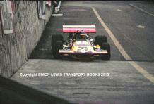 "March 701 Ronnie Peterson. Monaco GP 1970. 10x7"" action photo"